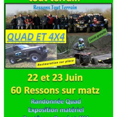 1er Salon du Tout Terrain 22 & 23 Juin 2013