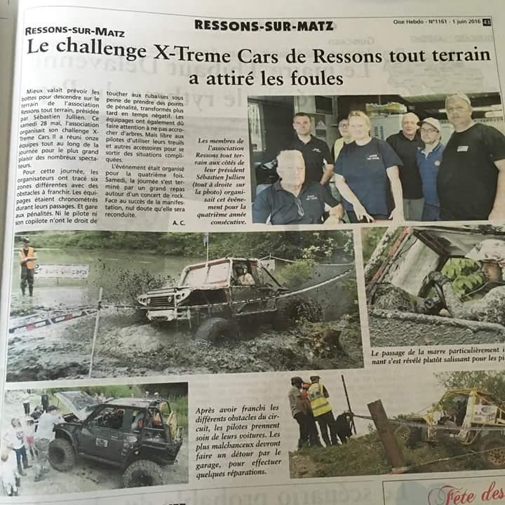 Oise Hebdo 1er Juin 2016